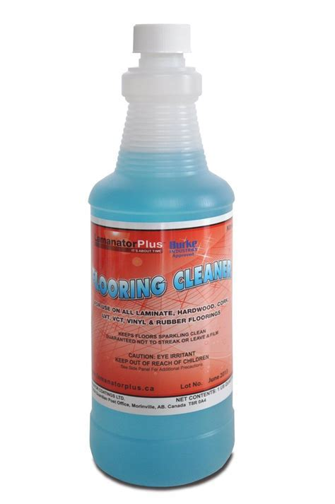 Maintain The Look of Your Laminate w/ our 'Floor Cleaner