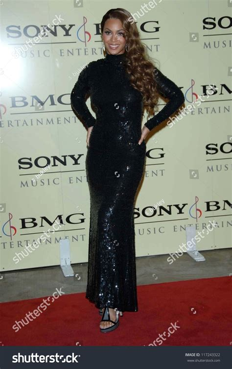 2007 Sonybmg Grammy After by Beyonce 2007 Sonybmg Grammy After Stock Photo