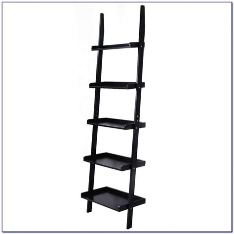 leaning ladder bookcases uk bookcase home design ideas