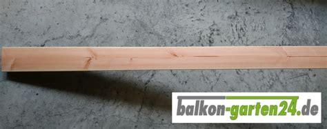 Balkongeländer Holz Einzelteile by Einzelteile F 252 R Balkongel 228 Nder Aus Holz