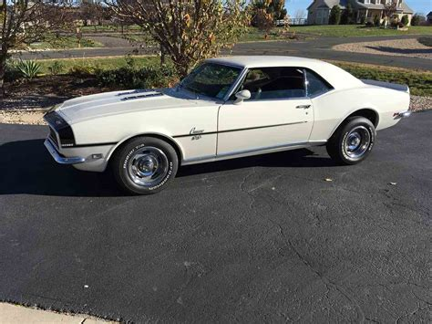68 rs camaro for sale 1968 chevrolet camaro rs ss for sale classiccars