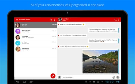 verizon apps for android verizon messages android reviews at android quality index