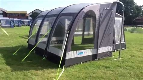 outlaw driveaway awning new ka rally air inflatable awning youtube