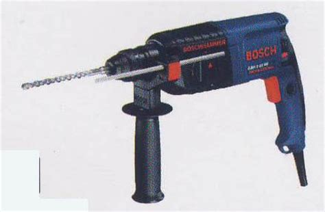 Bor Rotary Hammer mesin gerinda bosch supplier jakarta general supplier caroldoey