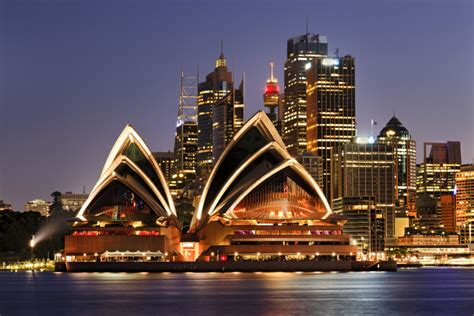 sydney opera house christmas