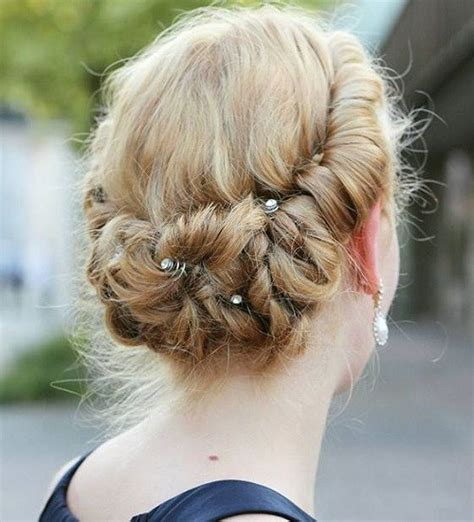 how to do cotillion hairstyles for a twelve year old 50 hottest prom hairstyles for short hair