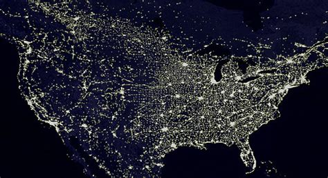 us map at from space how cities are leading the way by building on their