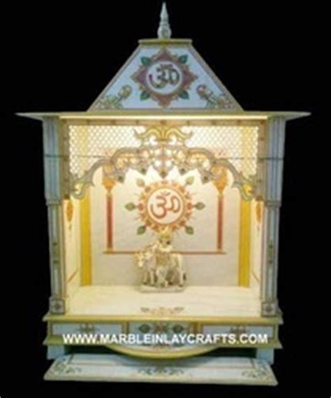 home temple decoration marble temple wholesale trader from agra