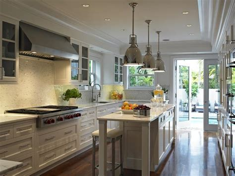 long kitchen ideas long kitchen transitional kitchen deborah wecselman