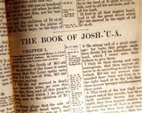 key themes book of joshua preaching through joshua preaching