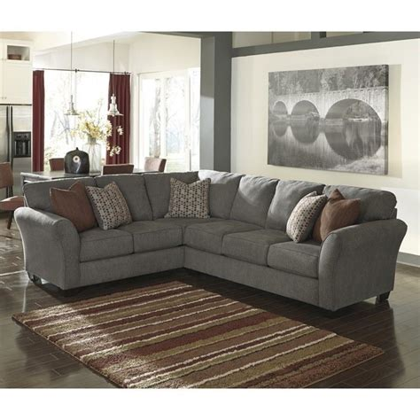 Furniture Signature Design Sectional by Signature Design By Furniture Doralin Right Corner