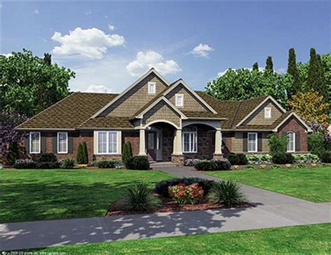 Home Floor Plans 3500 Square Feet one level house plans stylish living without stairs