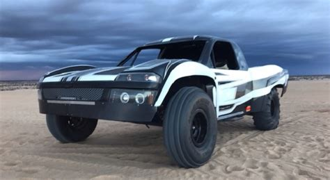 truck today today s cool car find is this racer engineering sand truck
