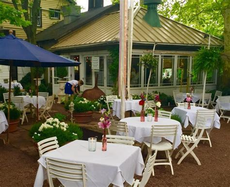 restaurants with outdoor seating nj 14 great restaurants with outdoor dining in new jersey