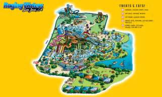 park map raging waters san jose list