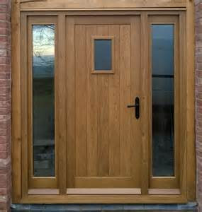 doors with frame external frame and filled door with frame and sidelights