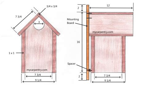 owl house design owl house plans free bird house plans