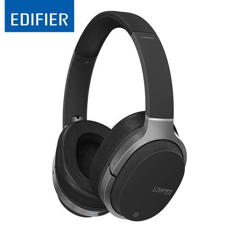 Headset Bluetooth Promo 4 edifier w830bt stereo bluetooth 4 1 headset wireless bluetooth headset computer noise