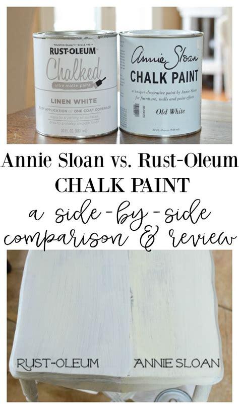 chalk paint vs rustoleum chalk paint sloan chalk paint vs rust oleum chalked paint