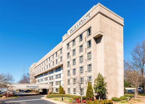 Belk Corporate Office by Lodging Partners Arranges Sale Of Four Points