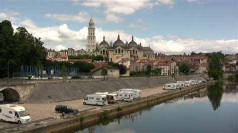 perigueux cathedrale saint front youtube