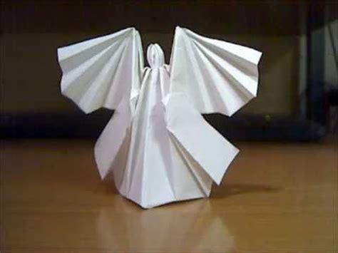 tutorial origami angel エンジェル angel 1 origami you tube pinterest angel