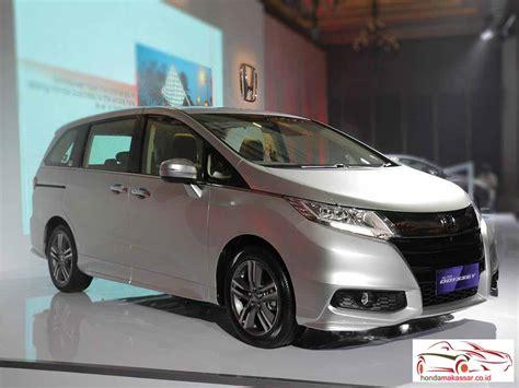 honda indonesia besok honda odyssey facelift launching di sheraton