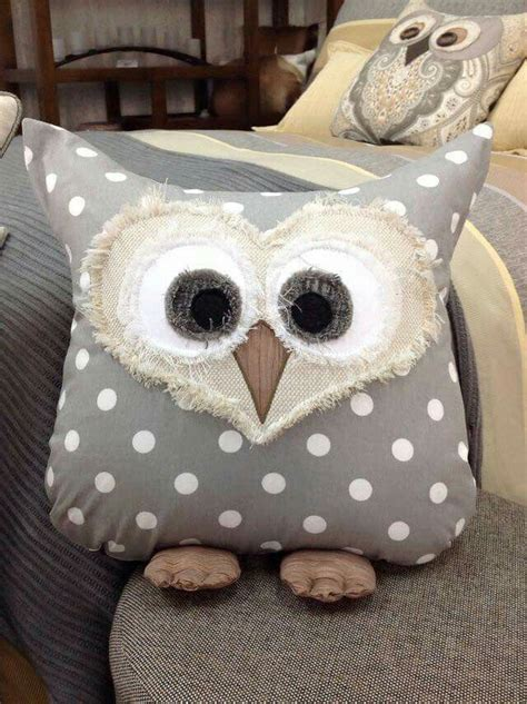 Patchwork Owl Cushion Pattern - 17 best images about almofadas on