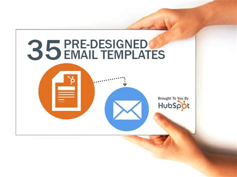 35 Free Pre Designed Email Templates Hubspot Email Templates