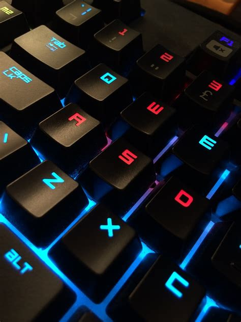 finding  perfect gaming keyboard