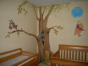 Wall Mural For Nursery nursery mural wall cartoon themed painting showcase how