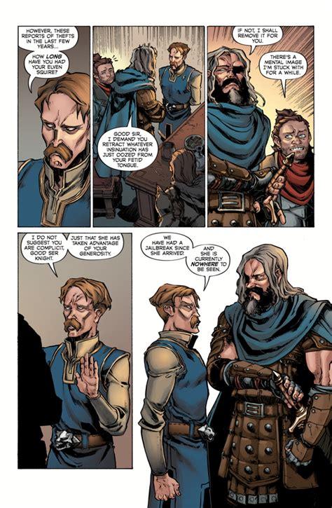 age errant books age errant 4 profile comics
