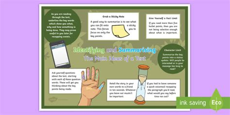 identifying themes in stories ks2 ks2 identifying and summarising the main ideas of a text