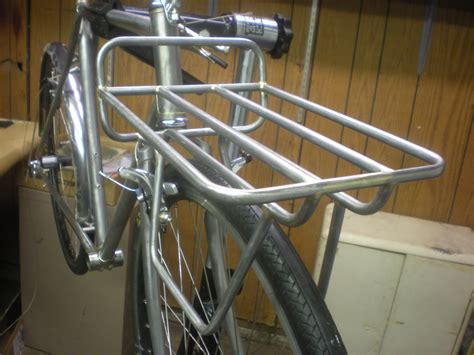 Bicycle Touring Racks by Custom Touring Bikes By Littleford Portland Or 187 Nahbs
