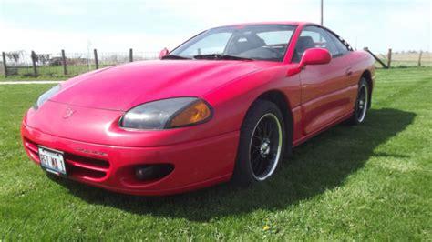 1994 dodge stealth r t hatchback 2 door 3 0l for sale