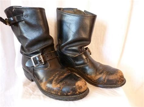 vintage motocross boots for sale vintage motorcycle boots