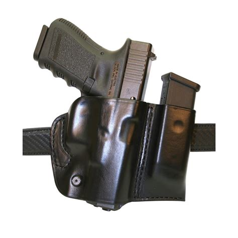 Roll On Pouch Slot 3 blackhawk 174 colt 174 government commander 3 slot leather compact slide with mag pouch black