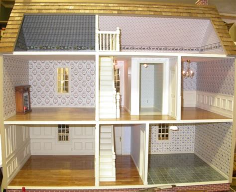 dollhouse siding dover dollhouse kit with milled in siding 182 00