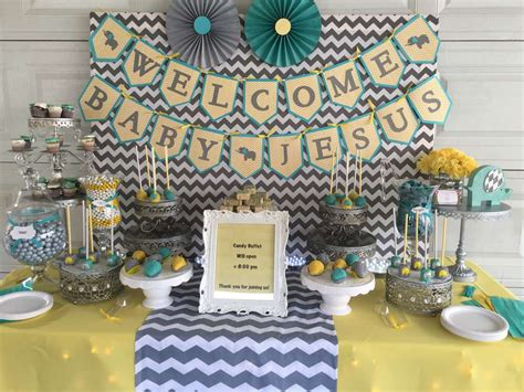 Elephant Baby Shower Decorations by Chevron Elephant Baby Shower Baby Shower Ideas Themes