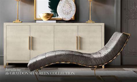 Graydon Shagreen Bedroom House HP Slide 9   RH