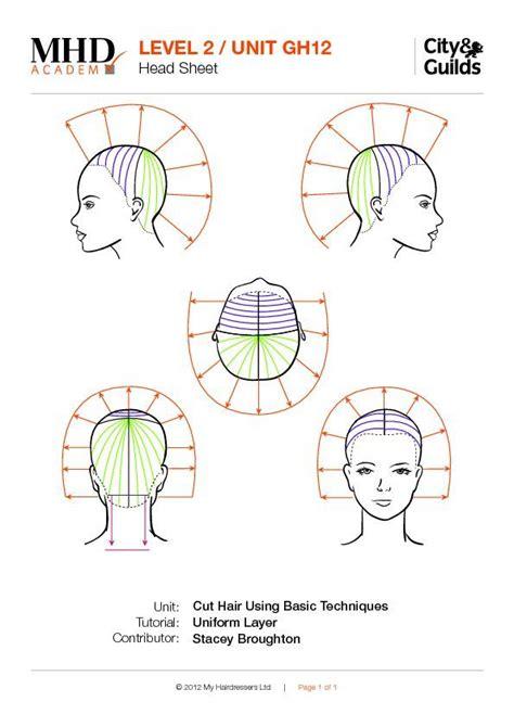 haircut diagram 65 best diagram haircut images on hair cut