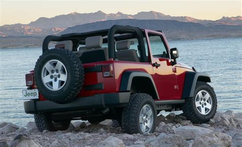 The Wrangler jeep hints at future in hybrid