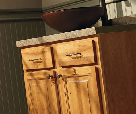 Harrison Cabinets by Aristokraft Harrison Rustic Birch Cabinets Images