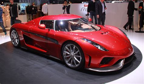 Geneva 2016 Koenigsegg Regera Production Spec Gtspirit