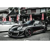 Murdered Out Cars Automotivated PORSCHE GT3 RS 40 By