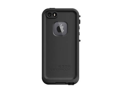fundas otterbox iphone 5 funda otterbox para iphone 5 5s lifeproof negro worten