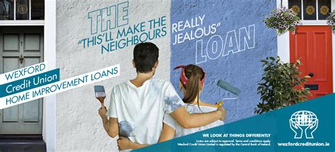 home improvement loans wexford credit union ltd