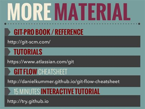 git tutorial book git get ready to use it