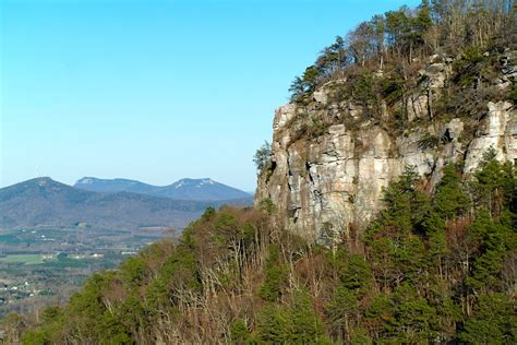 Pilot Knob Nc by Blue Skies For Me Pilot Mountain State Park