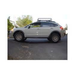 Subaru Crosstrek Suspension 2013 Crosstrek Lift Kit Primitive Racing